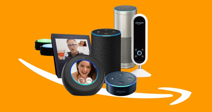 Amazon alexa enabled echo devices image for the funniest questions to ask Alexa