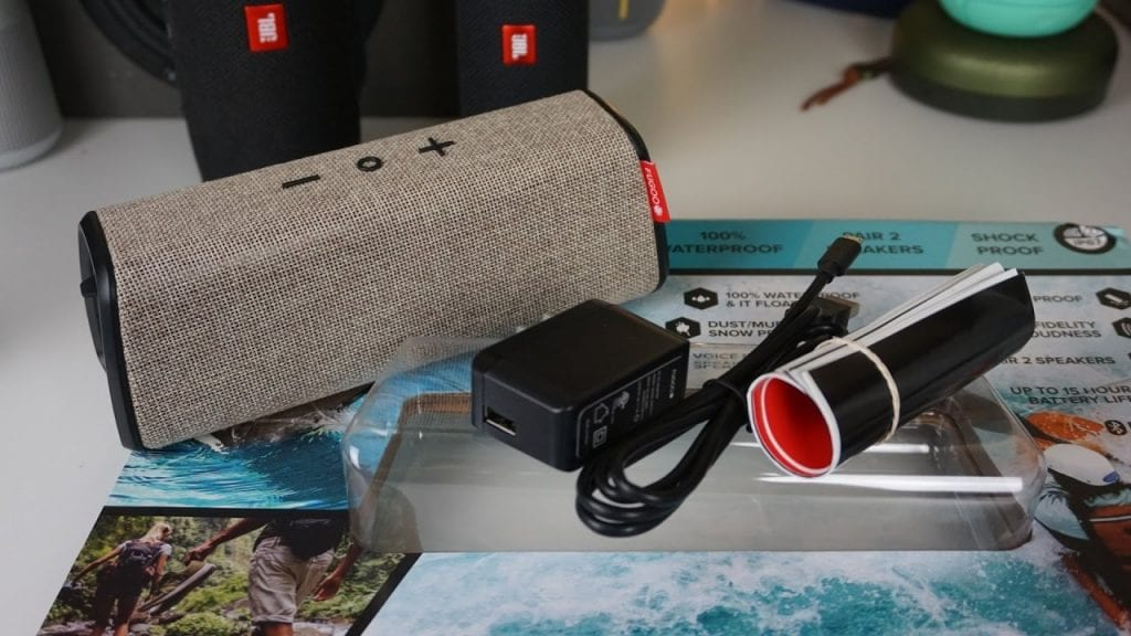 Fugoo Style-S waterproof Bluetooth speaker