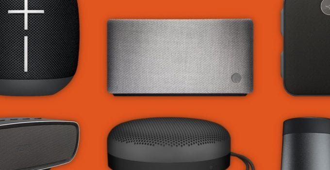 the best bluetooth speaker reviews and buying guide