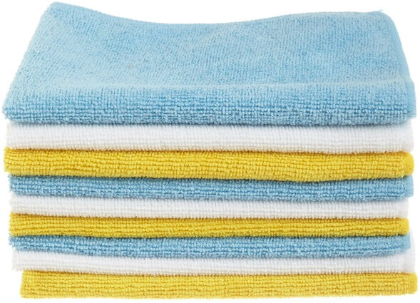image of AmazonBasics Microfiber Towels