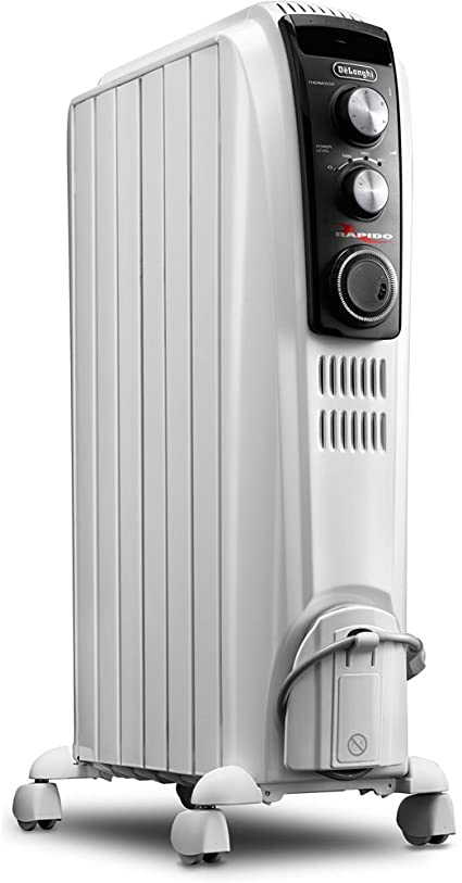 DeLonghi TRD40615E Full Room Radiant Heater