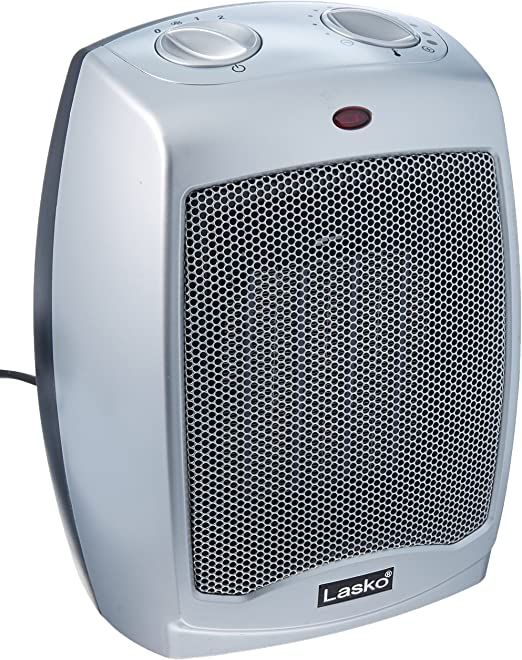 Lasko Ceramic Portable Space Heater, 754200