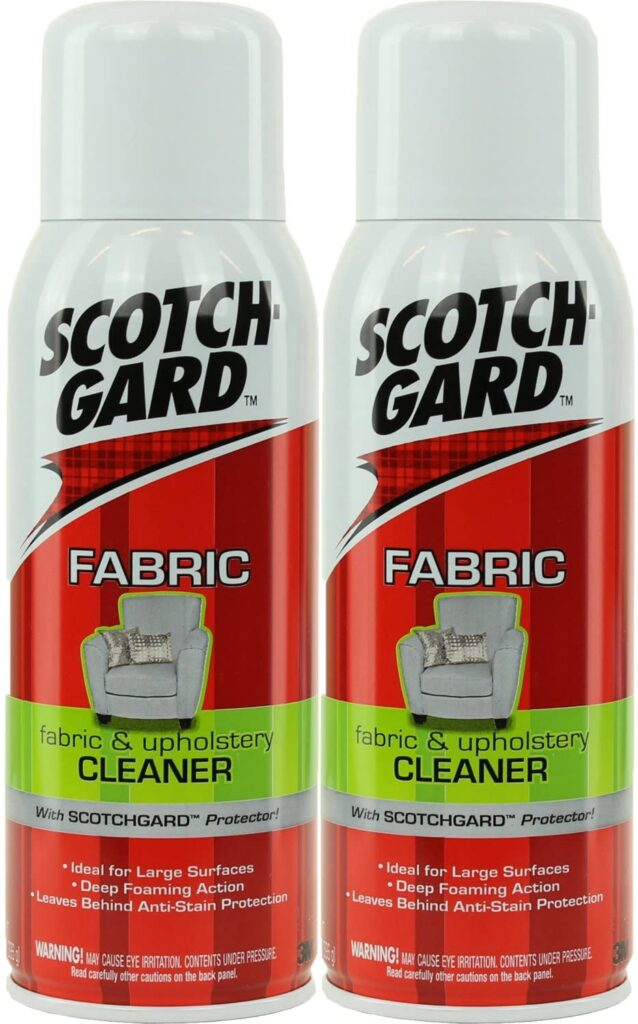 Scotchgard Fabric and Upholstery Cleaner