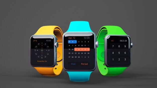 smartwatch mockup for the best smartwatches for women reviews and buying guide