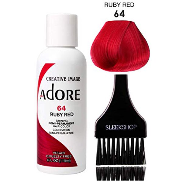 image of Adore Semi-Permanent Red Hair color