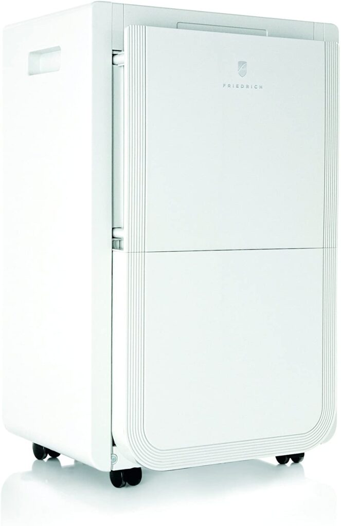 Friedrich 70 Pint Dehumidifier with Built-In Drain Pump, D70BPA